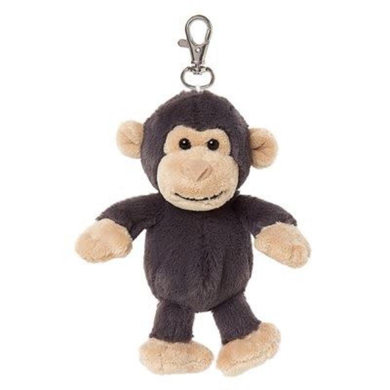 All Creatures Bag Charm Chimpanzee Keyring - Kokomo