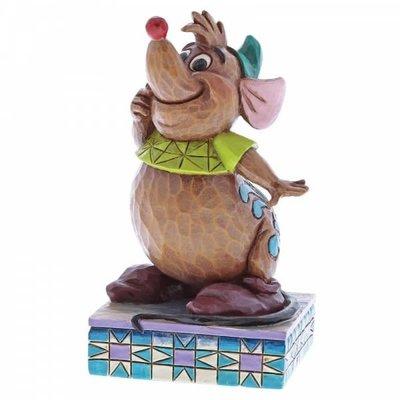 Disney Traditions Disney - Cinderelly's Friend Gus Figurine