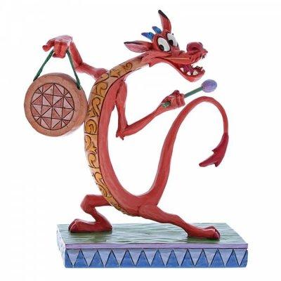 Disney Traditions Disney - Look Alive Mushu ( Mulan ) Figurine