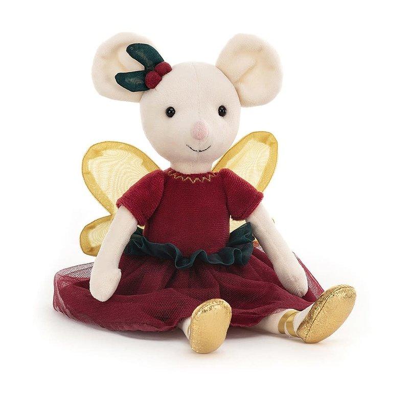 Jellycat - Festive Jellycat - Sugar Plum Fairy Mouse