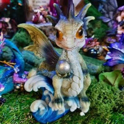 Alator Giftware Water Hatchling Dragon