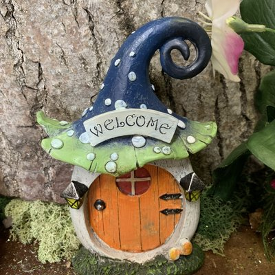 Fiesta Studios Magic Welcome Toadstool Door - Small