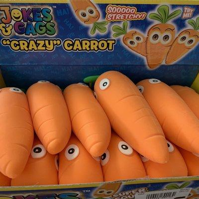 Jokes & Gags Crazy Carrot