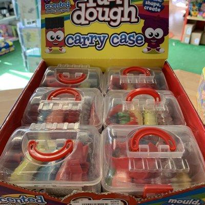 Hti Fun Dough Carry Case Scented