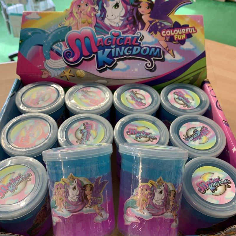 Hti Magical Kingdom Rainbow Putty