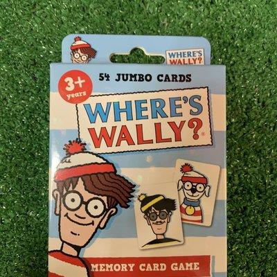 Where's Wally? Where's Wally ? Memory Card Game