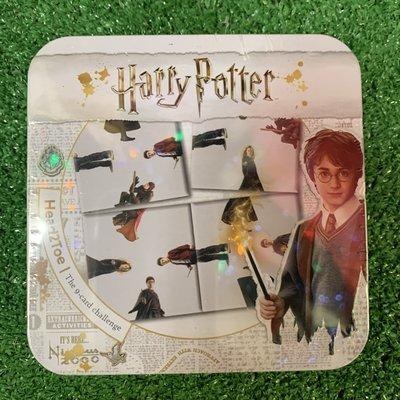 Harry Potter Harry Potter Head 2 Toe Card Challenge - Harry & Friends