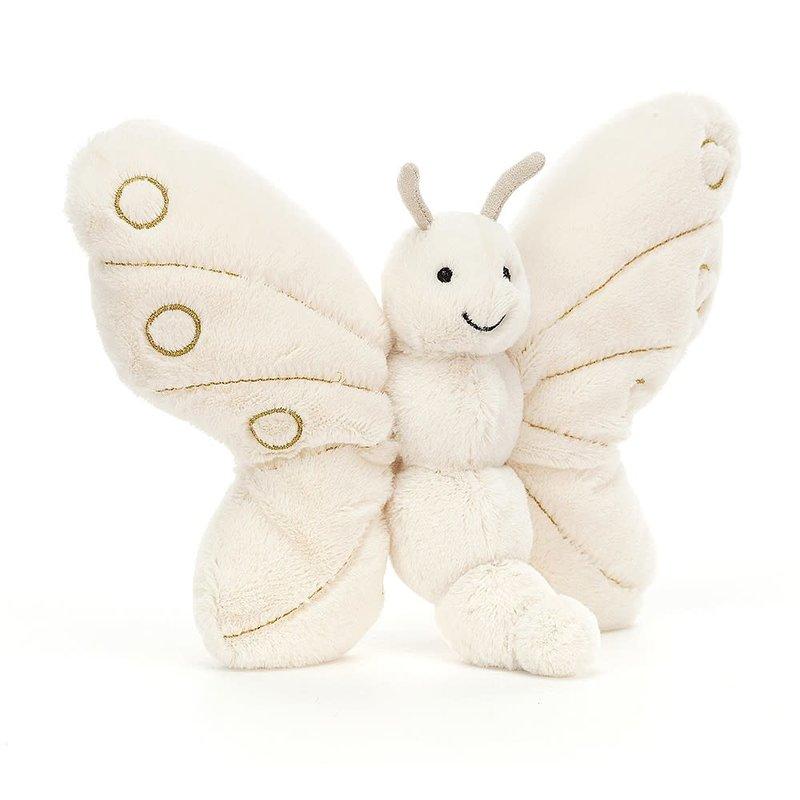 Jellycat - Festive Jellycat - Glistening Winter Butterfly