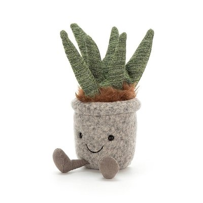 Jellycat - Fresh & Foodie Jellycat - Silly Succulent Aloe