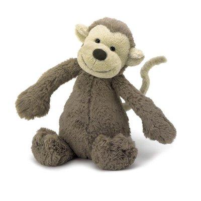 Jellycat - Bashful Jellycat - Bashful Monkey - Medium