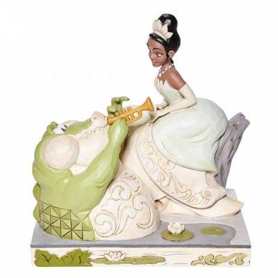 Disney Traditions Disney - Bayou Beauty - Tiana White Woodland