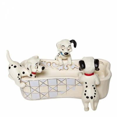 Disney Traditions Disney - 101 Dalmatian Bone Shaped Dish