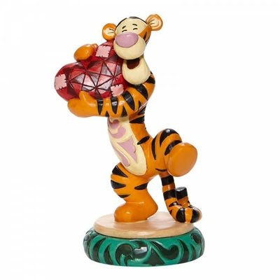 Disney Traditions Disney - Tigger Holding Heart - Heartfelt Hug