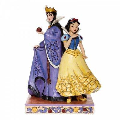Disney Traditions Disney - Snow White & Evil Queen - Evil & Innocence Figurine