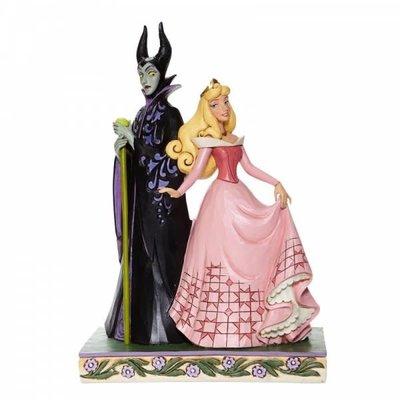 Disney Traditions Disney - Aurora & Maleficent - Sorcery & Serenity Figurine