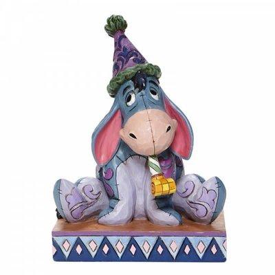 Disney Traditions Disney - Eeyore with Birthday Hat - Birthday Blues
