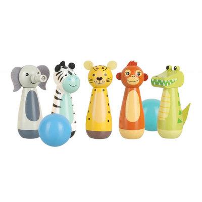 Orange Tree Toys Skittles - Jungle Animals