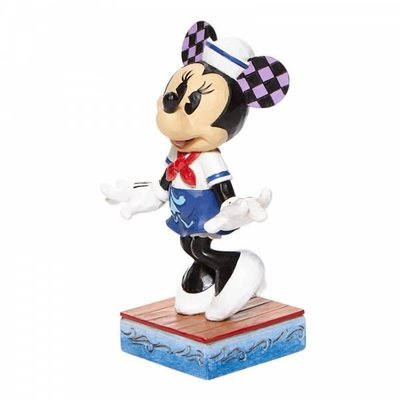 Disney Traditions Disney - Sassy Sailor - Minnie Mouse Personality Pose
