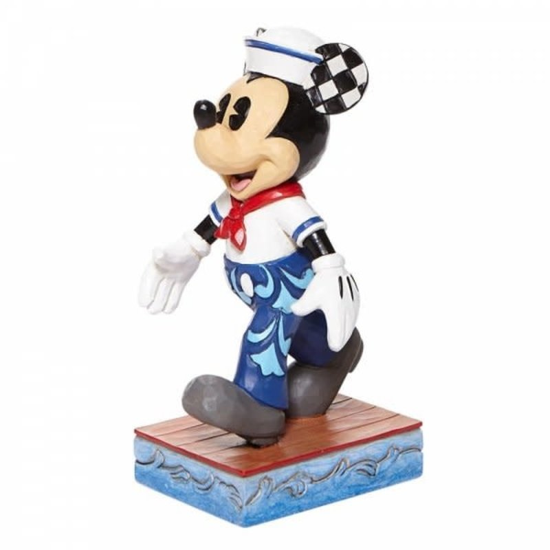 Disney Traditions Disney - Snazzy Sailor - Mickey Mouse Personality Pose