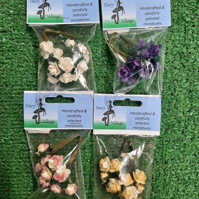 Fairy Village Flower Bunch