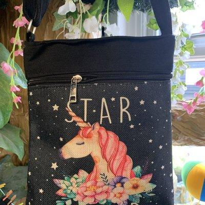 Equilibrium Unicorn - Star Keeper Shoulder Bag