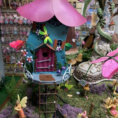Fairy Kingdom Fairy Kingdom - Mystical Fairy house