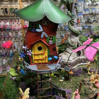 Fairy Kingdom Fairy Kingdom - Enchanted Fairy house