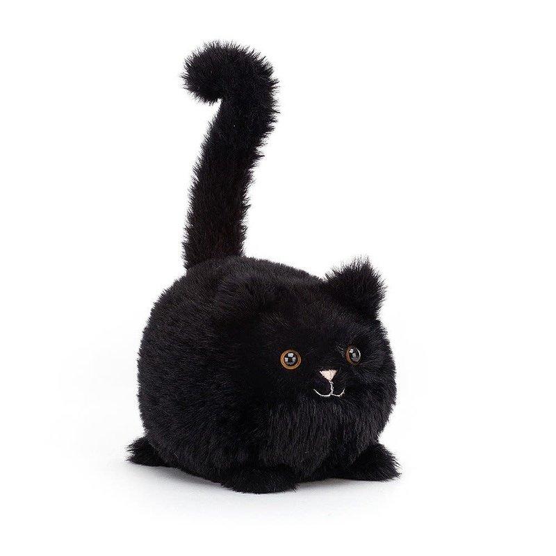 Jellycat - Pocket Pals Jellycat - Kitten Caboodle Black