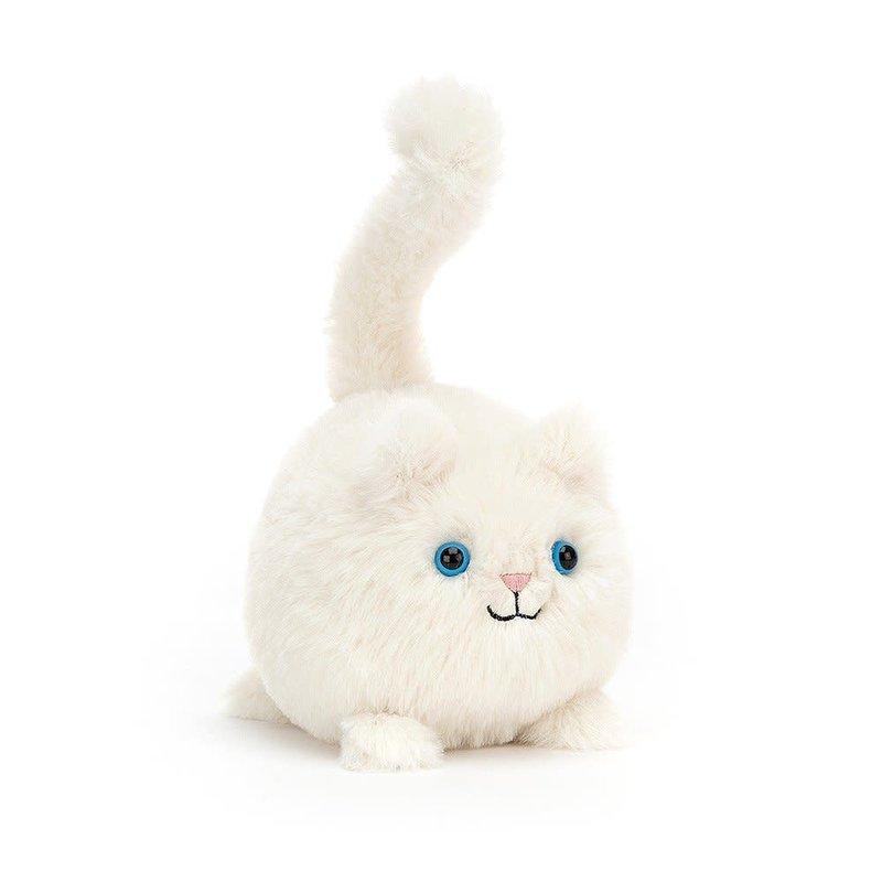 Jellycat - Pocket Pals Jellycat - Kitten Caboodle Cream