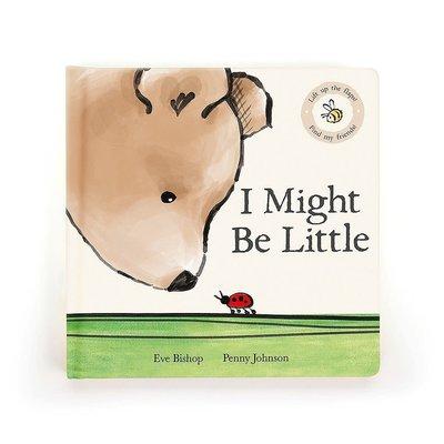 Jellycat - Story Book Jellycat - I Might Be Little - Story Book