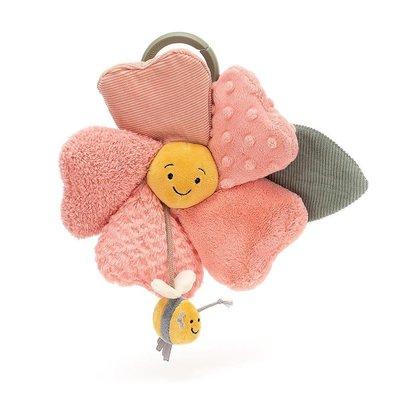 Jellycat - Activity Toy Jellycat - Fleury Petunia Activity Toy
