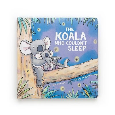 Jellycat - Story Book Jellycat - The Koala That Couldn't Sleep - Story Book
