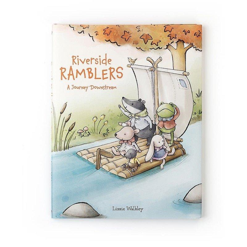 Jellycat - Story Book Jellycat - Riverside Ramblers Story Book