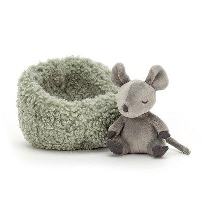 Jellycat - Little Legs Jellycat - Hibernating Mouse