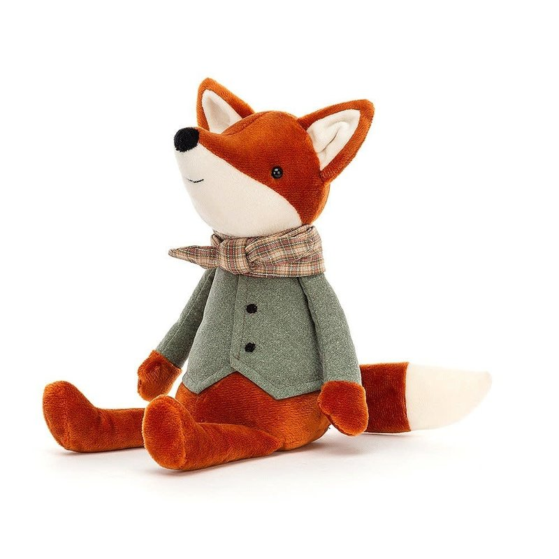 Jellycat - Dressed to Impress Jellycat - Riverside Rambler Fox