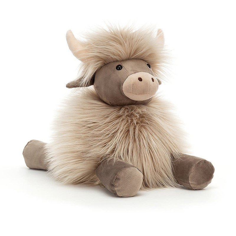 Jellycat - Mad Menagerie Jellycat - Gamboldown Cow - Large