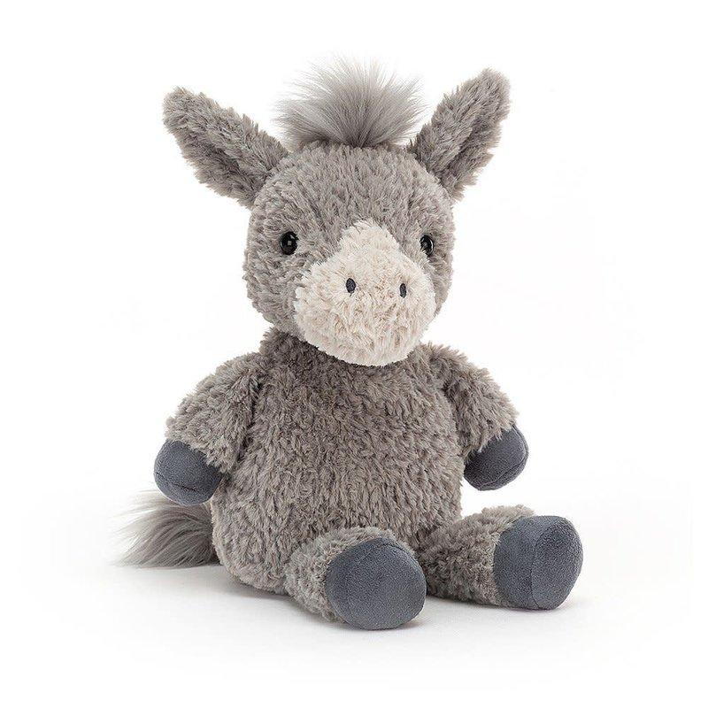 Jellycat - Little Legs Jellycat - Flossie Donkey