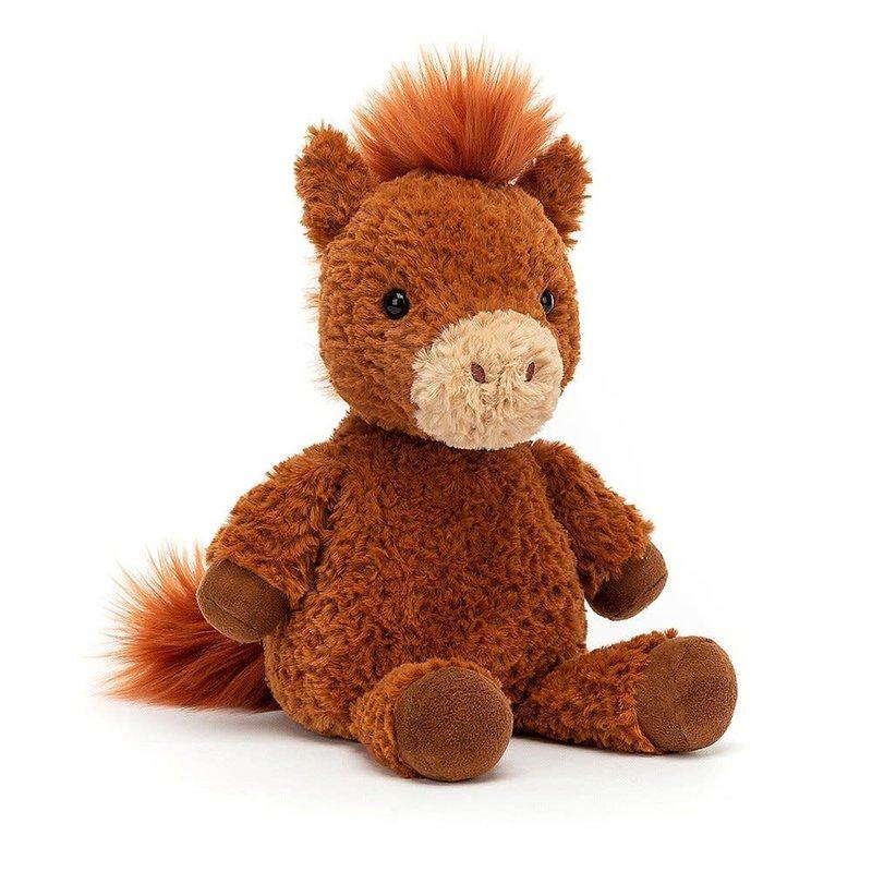 Jellycat - Little Legs Jellycat - Flossie Pony