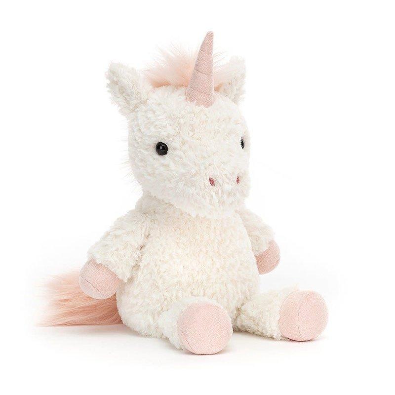 Jellycat - Little Legs Jellycat - Flossie Unicorn