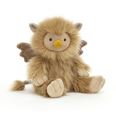 Jellycat - Colourful & Quirky Jellycat - Gus Gryphon