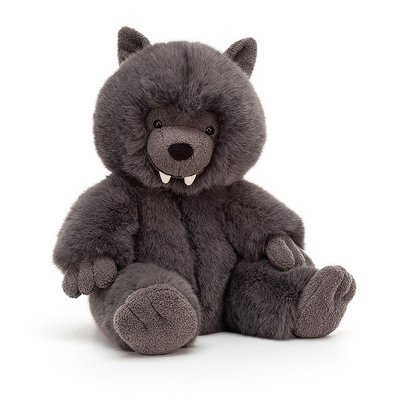 Jellycat - Colourful & Quirky Jellycat - Wilf Wolf
