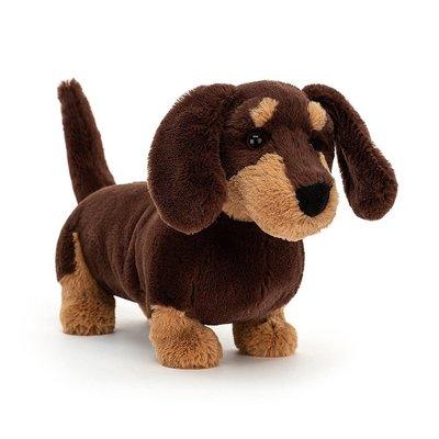 Jellycat - Beautifully Scrumptious Jellycat - Otto Sausage Dog
