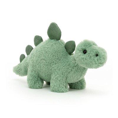 Jellycat - Little Legs Jellycat - Fossilly Stegosaurus - Small