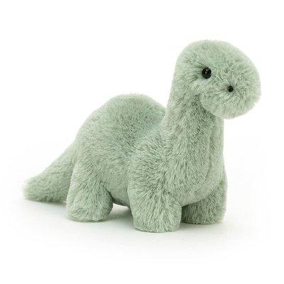 Jellycat - Little Legs Jellycat - Fossilly Brontosaurus - Small