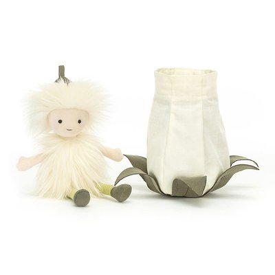 Jellycat - Dressed to Impress Jellycat - Fluffkin Doll