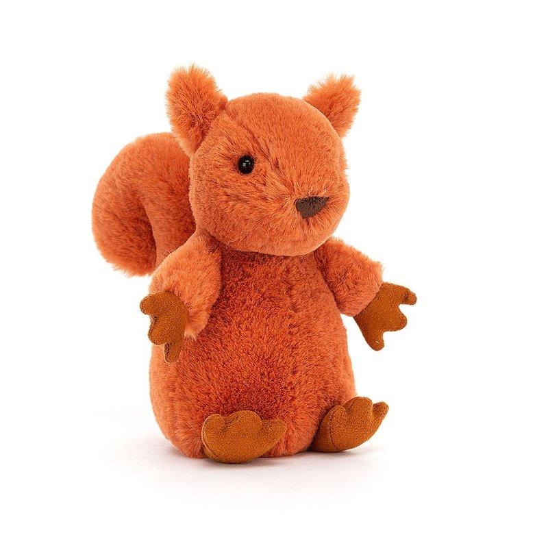 Jellycat - Pocket Pals Jellycat - Nippit Squirrel