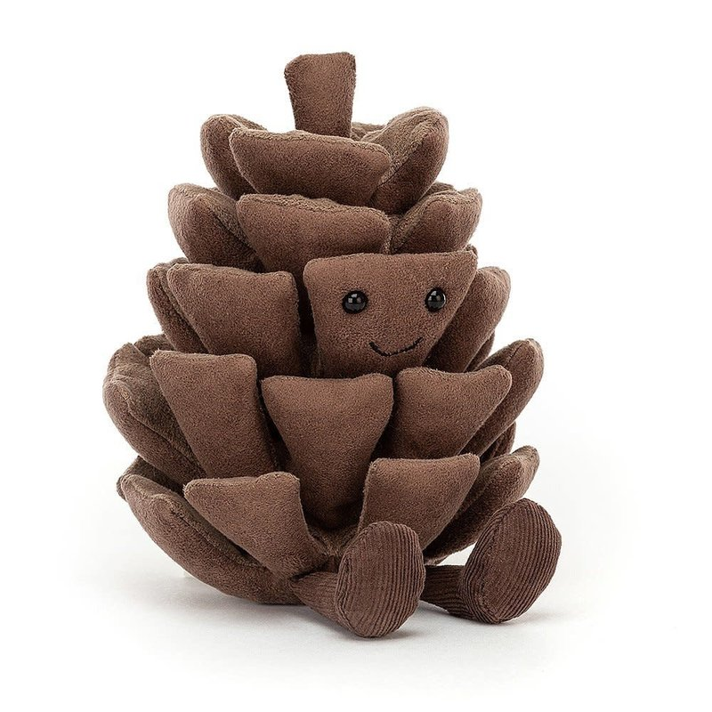 Jellycat - Woodland Jellycat - Amuseable Pine Cone