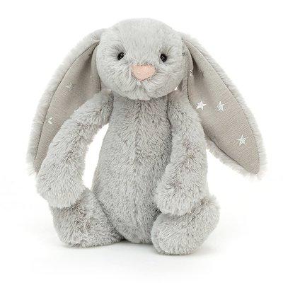 Jellycat - Bashful Jellycat - Bashful Shimmer Bunny - Small