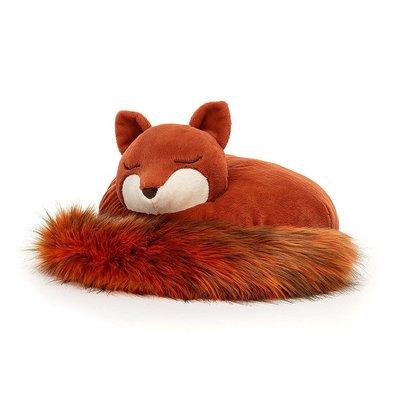 Jellycat - Colourful & Quirky Jellycat -  Nestie Fox
