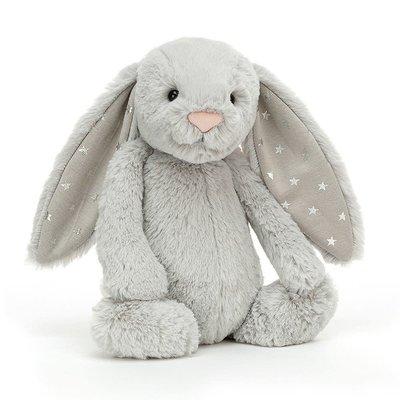 Jellycat - Bashful Jellycat - Bashful Shimmer Bunny - Medium
